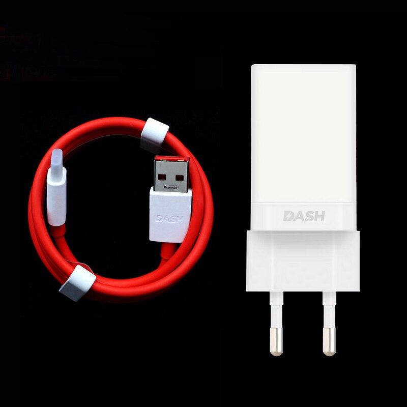 imágenes para Original para Oneplus 3 T 1 M Tipo C Cable de Carga + 5 V 4A Dash Dash carga Adaptador de Carga Rápida Para Un Más 5 OnePlus 3 A3000 A5000