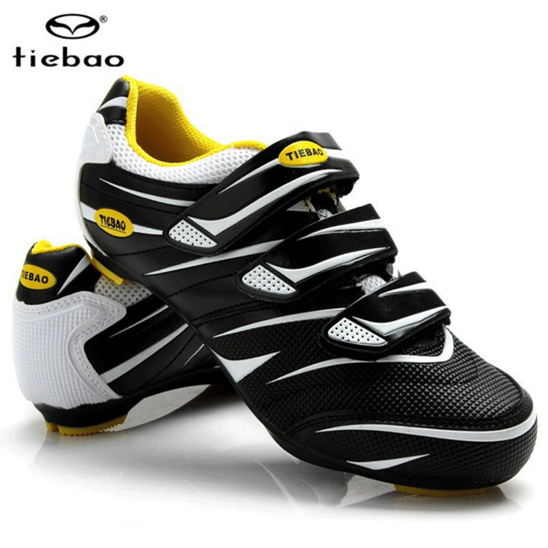 Teibao Cycling Shoes For Womem & Men Road Bicycle Cycling Shoes MTB Mountain Bike SPD SPD-SL Mountain Bike Shose