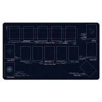 Yugioh Custom Board Games Playmats Magical Card The Games Gathering Play Mat Custom Design Playmat