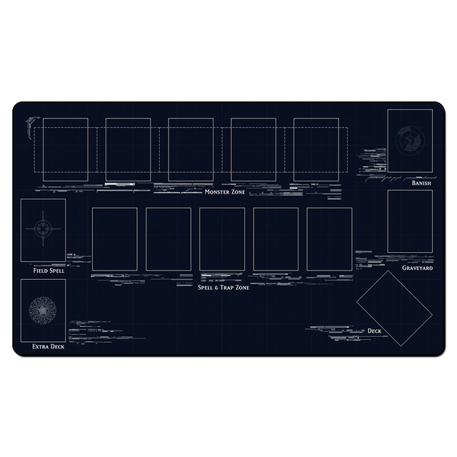 yugioh tapetes de juego juegos de mesa tarjeta mgica estera del juego