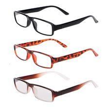 eab1d661e2ac Fashion Anti-fatigue Reading Glasses Unisex Eyewear Diopter +1.0 +1.5 +2.0 +