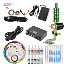 Rotary Tattoo Machine Professionnel Professional Tatoo Pro Ensemble A Tatouer Professionnelle Maquina Tattooo Set Kits