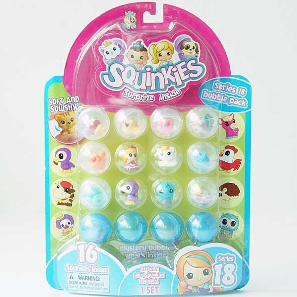 Blip Squinkies Bubble Pack - Series Eighteen