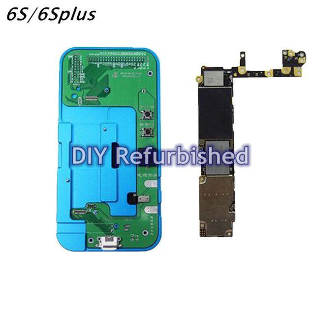 Mini equipo de prueba para la reparación de iphone 6 s/6 s plus placa base