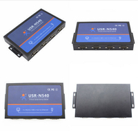 USR N540 RS232 to Ethernet RS485 to RJ45 RS422 to TCP IP Converter Module F16371