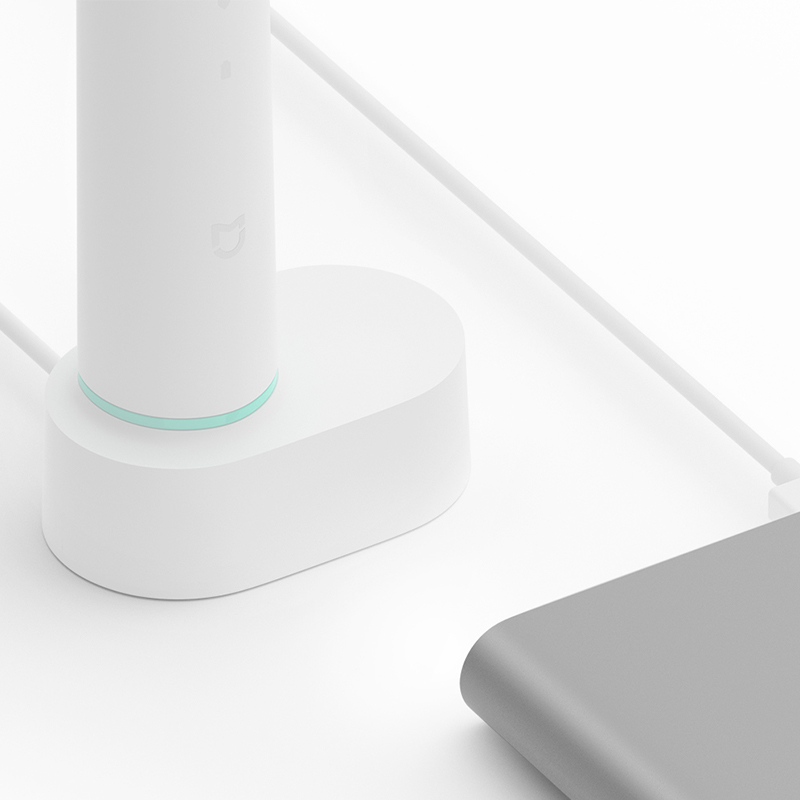 Image 3 - Xiaomi Sonic Electric Toothbrush Rechargeable Mijia APP Control Tooth Brush Ultrasonic IPX7 Waterproof USB Wireless Charging-in Electric Toothbrushes from Home Appliances