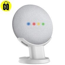 Новый выход настольная подставка для Google Home мини голос помощники, компактный держатель случае Plug in для кухни ванной спальни