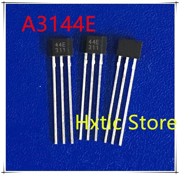 10pcs/LOT 44E 3144 A3144 A3144E OH3144 AH3144E Effect Sensor
