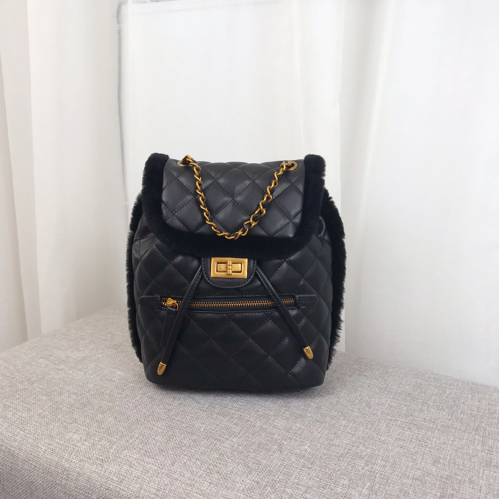 Kafunila 2018 women genuine leather backpack high quality famous brand women bag preppy style backpack girls school bags mochila new designer women backpack for teens girls preppy style school bag genuine leather backpack ladies high quality black rucksack