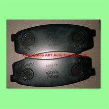 ХОРОШИЕ Задние тормозные колодки для TOYOTA 4 RUNNER/LAND CRUISER PRADO, для: LEXUS GX400/460 OEM: 04466-60140 04466YZZC8 04466-60080