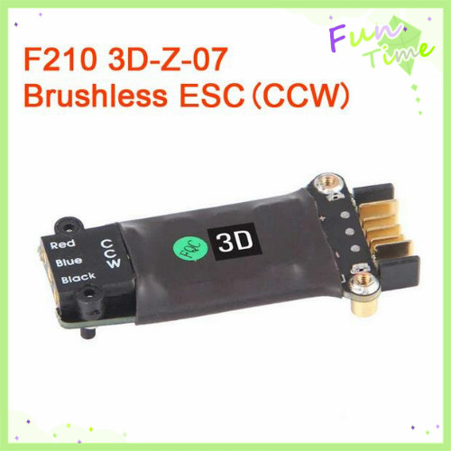 Walkera F210 3D-Z-07 Brushless ESC CCW Furious 210 Walkera F210 3D Spare Parts Free Shipping with Tracking