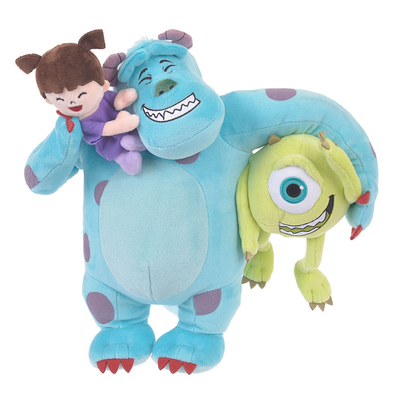 New Monsters Inc Sulley With Mike Wazowski Boo Plush Kids Stuffed Toys For Children Gifts 30cm Buy At The Price Of 31 00 In Aliexpress Com Imall Com