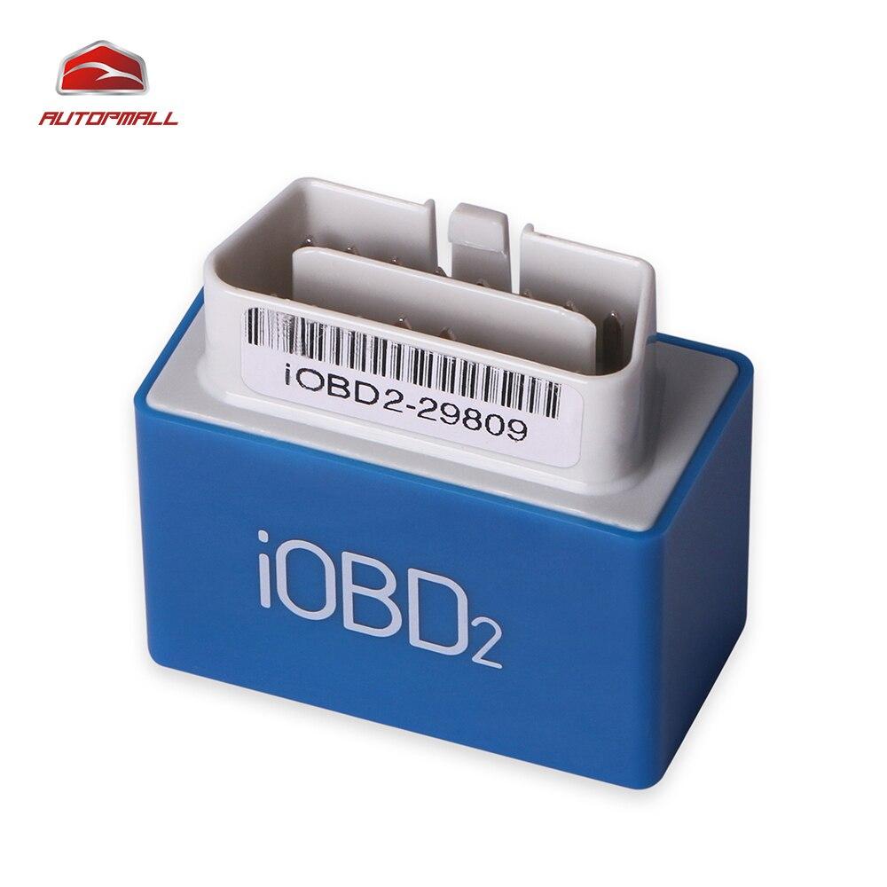 Prix pour D'origine Xtool iOBD2 MFi BT Outils De Diagnostic Pour VW AUDI/SKODA/SEAT Soutien Android et IOS Par Bluetooth Mise À Jour Logicielle gratuite
