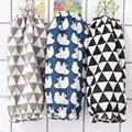 Хлопок и лен скандинавские картины взрослых с длинными рукавами чистые женские кухонные чистящие аксессуары нарукавники Длинные рукава