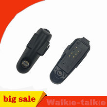 Водонепроницаемый иди и болтай Walkie talkie гарнитура Аксессуары для baofeng uv-9r аудио адаптер для BF-A58 BF-9700 UV-5S GT-3WP UV-XR для м Интерфейс