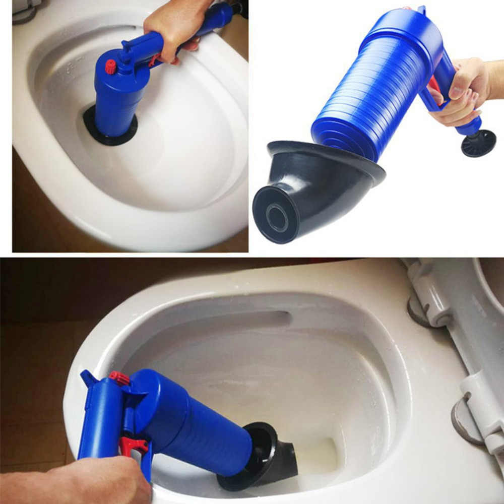 Cool High Pressure Air Drain Blaster Pipe Cleaner Bathroom Floor Drain Dredger Bathtub Plunger Toilet Inflator Cleaner Pipeline Download Free Architecture Designs Crovemadebymaigaardcom