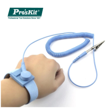 ProsKit AS-311 3m Wire Anti-static Wristband Part For Chainsaw Ignition Bracelet Electrostatic Adjustable