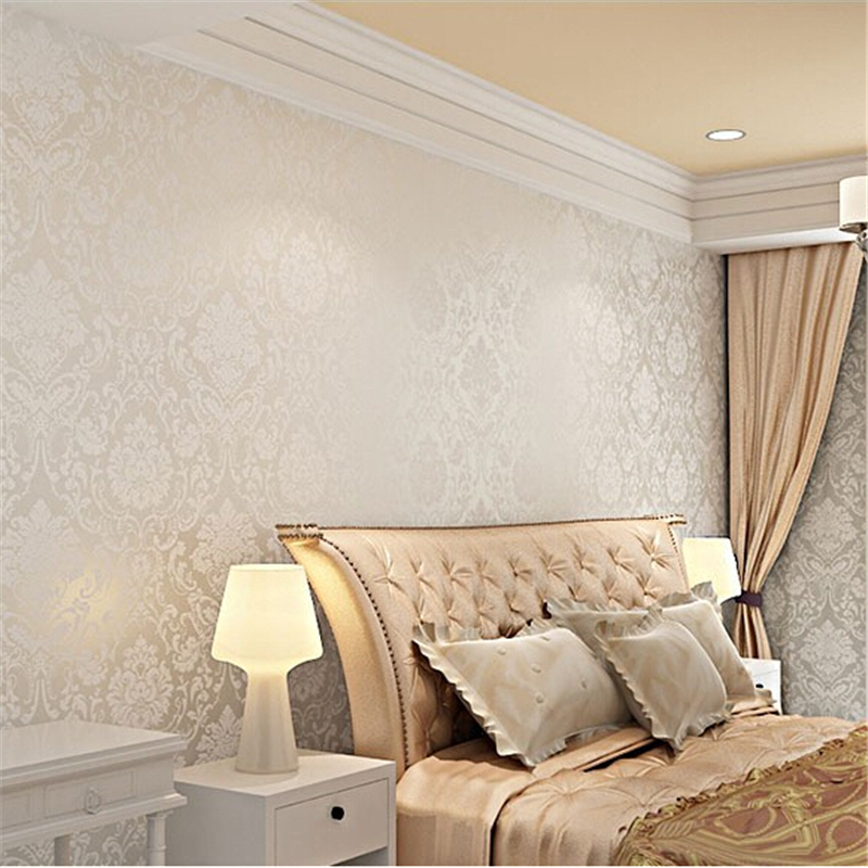 Beautiful carta da parati classica per camera da letto gallery home interior ideas - Carta da parati moderna per camera da letto ...