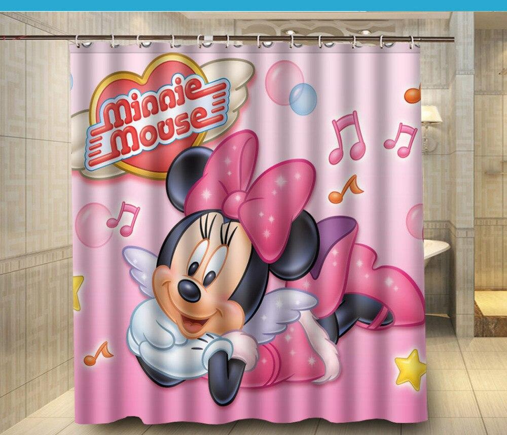 Achetez en gros minnie souris rideaux en ligne des grossistes minnie souris rideaux chinois - Rideau de douche minnie ...