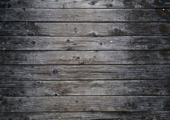Black Wood Rustic Old Planks Floor photo studio background High quality Computer print wall backdrops