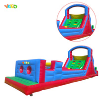 Best Sell Giant Funny Game Inflatable Obstacle Courses for Sale