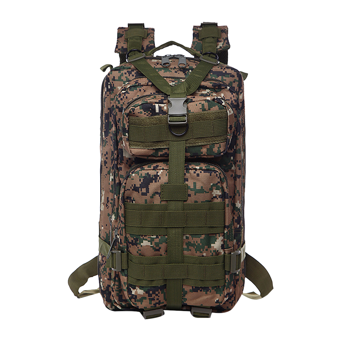 Mens Outdoor Waterproof Backpacks Camping Pack Out Bag Rucksack With Large Capacity Military Backpacks