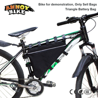MTB Triangle Bike Bag Front Tube Frame Cycling Bicycle Bags Waterproof MTB Road Pouch Holder Saddle Bicicleta Bike Accessories