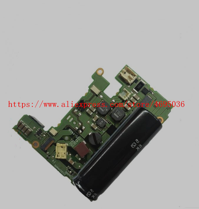 Nouveau powerboard original pour Canon pour EOS 760D Kiss 8000D rebelle T6s carte d'alimentation dslr caméra pièces de réparation