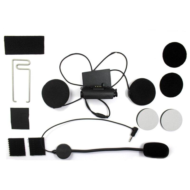 Easy Rider Audio & Mic Kit For Original Airide R2 Helmet Headset Base Microphone Accessories