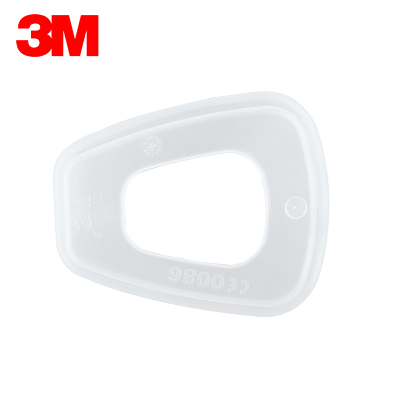 3M 501 filter cover is used to fix the 5N11 filter in the 6001 filter  6200/6800 gas mask fitting3M 501 filter cover is used to fix the 5N11 filter in the 6001 filter  6200/6800 gas mask fitting