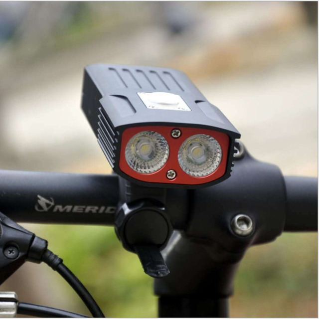 USB Charging Bike Light Super Bright Bikes Headlight Front Lamp For Safety Night Cycling