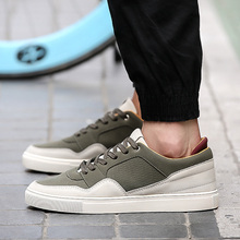 2018 Spring/autumn New Mens Shoes Casual Version of Fashion British Style Breathable Board 5