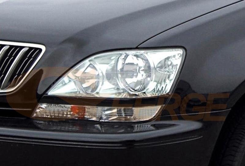 For Lexus RX300 1999 2000 2001 2002 2003 Գերազանց Angel Eyes - Ավտոմեքենայի լույսեր - Լուսանկար 2
