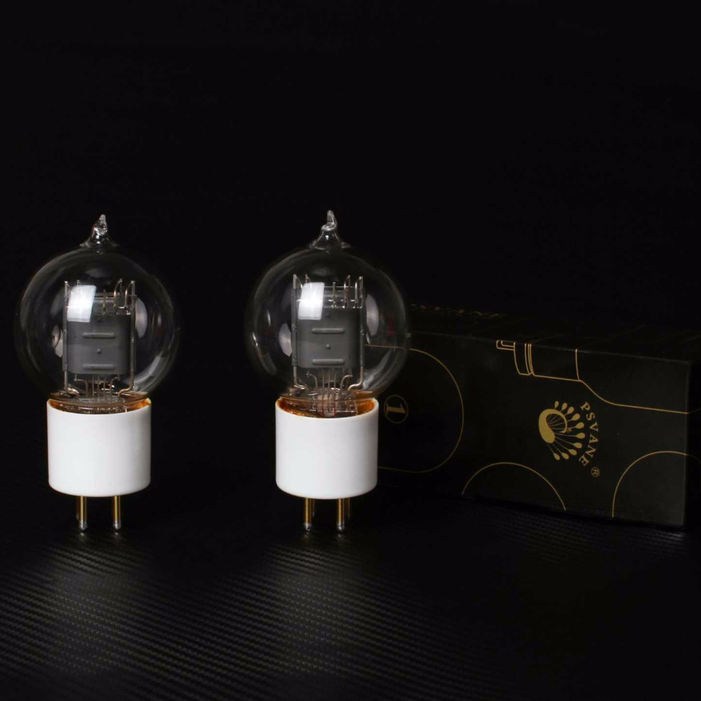 купить PSVANE Vacuum Tube HiFi 101D Electron Tube For Vintage Hifi Audio Tube Amplifier DIY Factory Test match Pair 6 Months Warranty по цене 8906.64 рублей