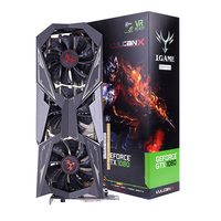 Colorful NVIDIA IGame GeForce GTX1080Ti Vulcan X Video Graphics Card 11000MHz 11G GDDR5 1480MHz 16nm 352bit
