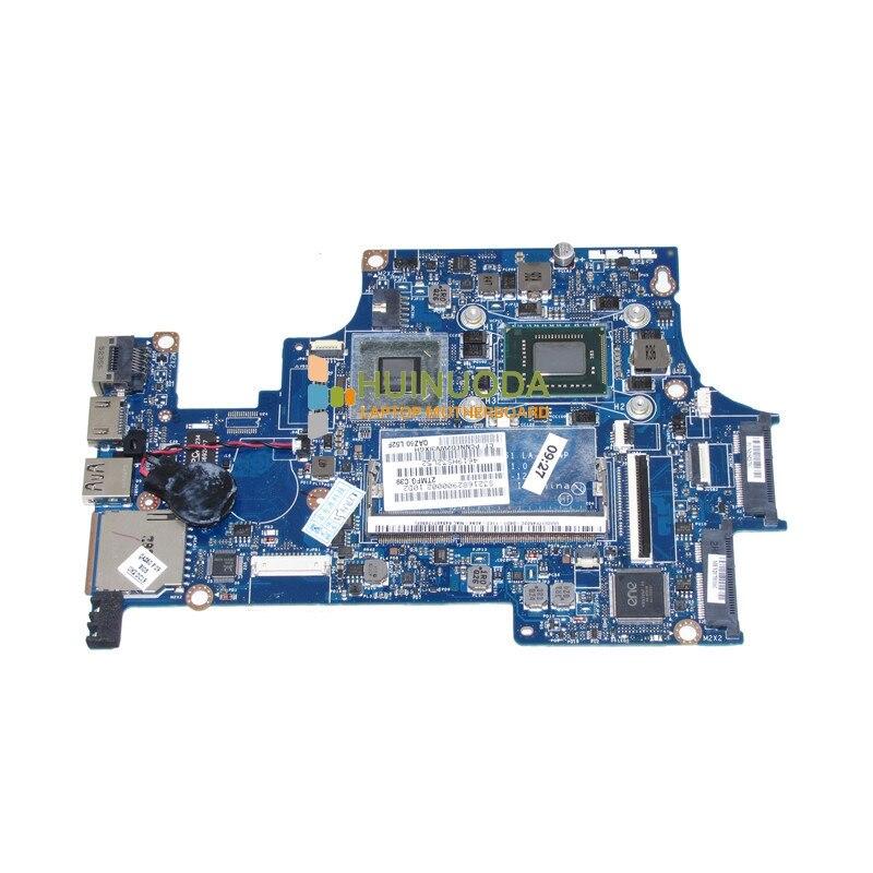 NOKOTION QAZ61 LA-8044P 672352-001 carte mère pour hp Folio 13-1000 13.3 ''ordinateur portable carte principale SR0D6 i5-2467M CPU DDR3 HM65