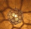 Винтажная Подвесная лампа E27  из нержавеющей стали  для декора гостиной  столовой  A75  3 вида цветов