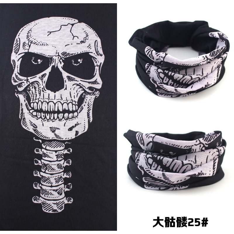 Nice Sport Bicycle Motorcycle Bandana Scarf Headband Variety Turban Hood Magic Veil Head Scarf Multi Function Ski Skull Scarf Choice Materials Women's Scarves
