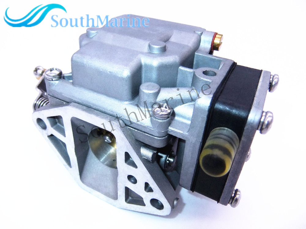 Outboard Motors 63V 14301 00 63V 14301 10 Carburetor for Yamaha 2 stroke 9 9hp 15hp