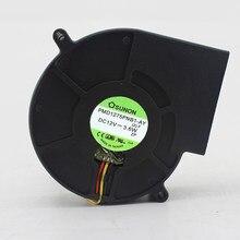 Orijinal Sunon 7 CM blower dahili yarı 7530 12 V 3.6 W türbin fan PMB1275PNB1-AY + soğutma fanı