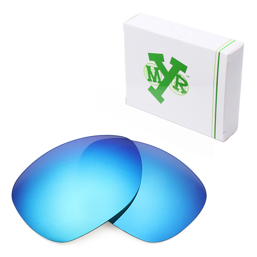 48d46105844 Mryok POLARIZED Replacement Lenses for Oakley Crosshair 2012 Sunglasses Ice  Blue-in Accessories from Apparel Accessories on Aliexpress.com