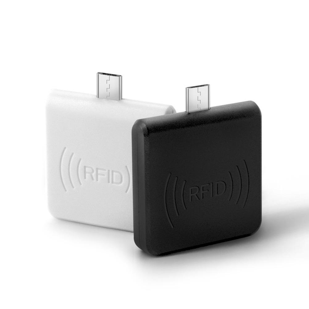 HOT New Portable Micro USB Interface NFC IC Card Mini RFID Reader For Android Cell Phone