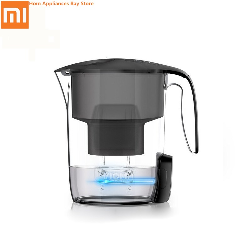 Xiaomi Viomi Super Filter Kettle L1 Ultra Violet UV Disinfection 1.5 L Seven Heavy Multi Effect Filters Xiaomi Viomi Super Filter Kettle L1 Ultra Violet UV Disinfection 1.5 L Seven Heavy Multi Effect Filters