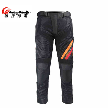 2017  Riding Tribe Summer Motorcycle off-road Racing Pants Motorbike Riding Trousers Breathable Mesh Motorcycle pants