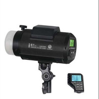 High Energy 600w Flash I6T support Bender High Speed synchronous TTL CD50