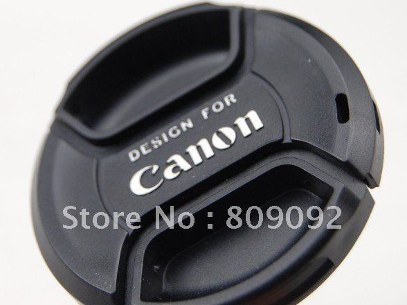 62 мм защелкивающаяся передняя крышка объектива камеры для Canon