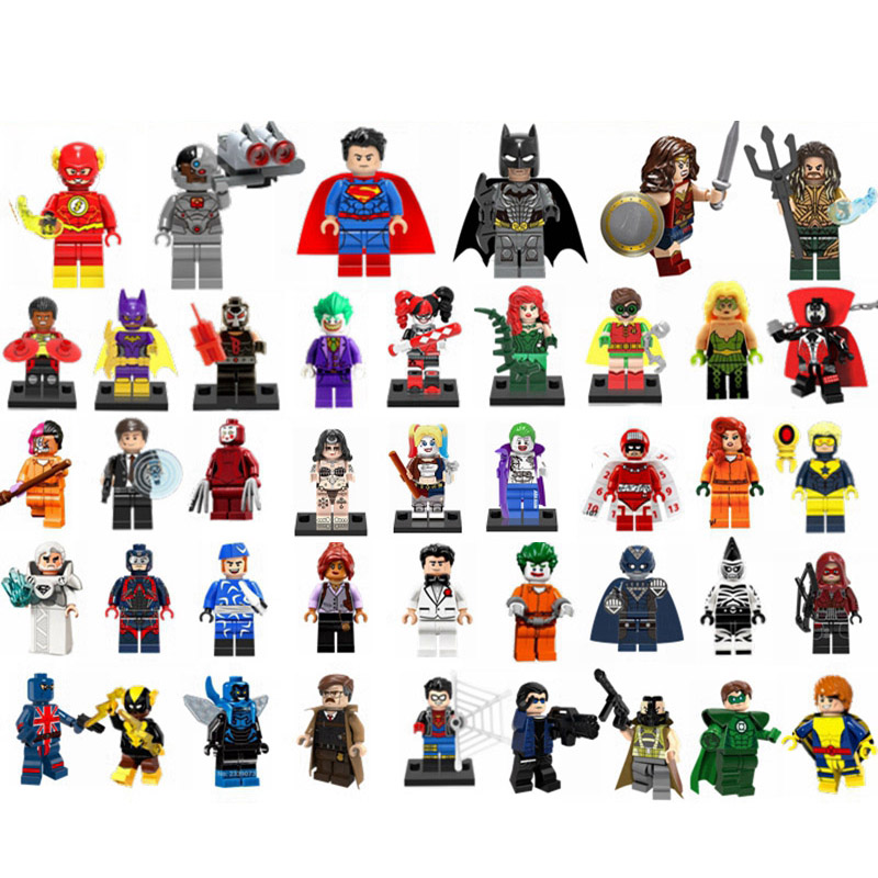 Legoing Marvel Avengers Super Heroes Thor Captain America Doctor Strange Model Building Blocks Toys For Children Legoing Figures