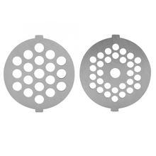 Мясорубка дробилка Мясорубка пластина диск нож 5 мм отверстие Мясорубка Дробилка машина мясорубка колбаса машина