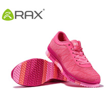 RAX authentic outdoor shoes breathable walking shoes slip female quick-drying sports shoes cushioning shoes 357