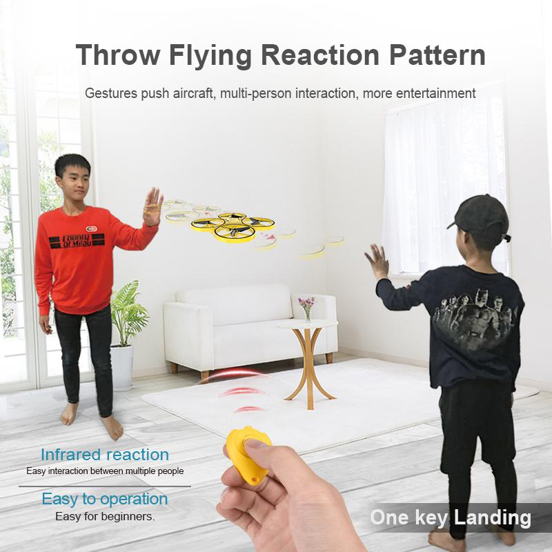 Remote Drone Gift Induction 4